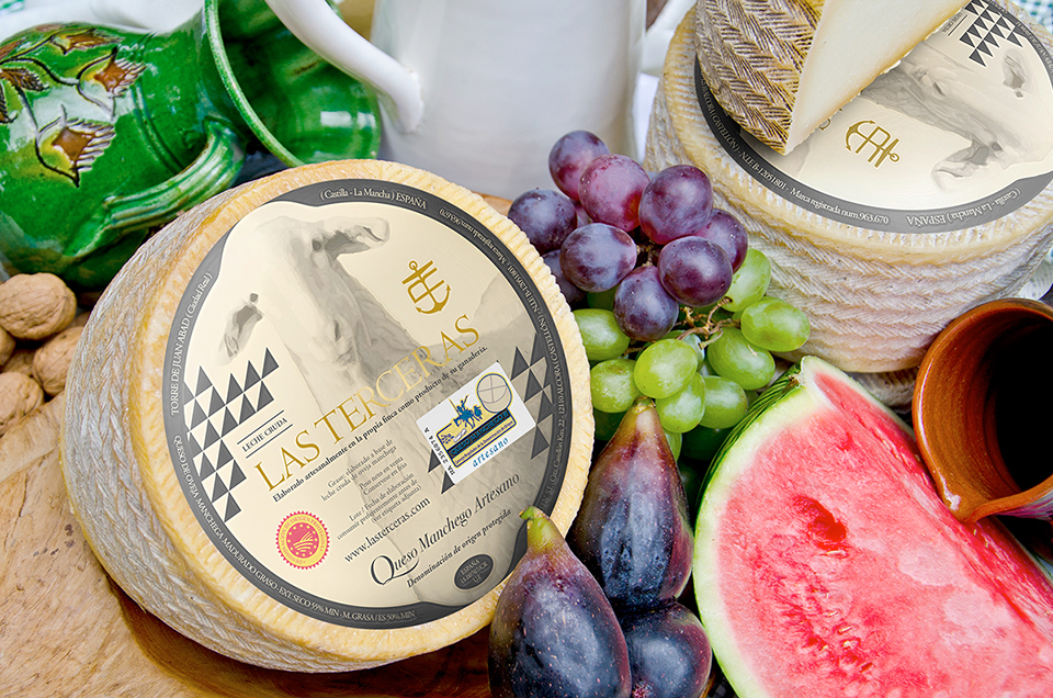 Las Terceras opens year with Designation of Origin Queso Manchego