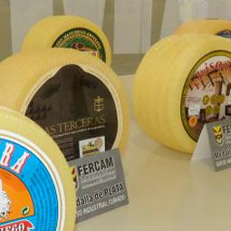 Medalla de plata en el 27 concurso de queso manchego en FERCAM 2015