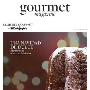 Queso Manchego Las Terceras en el Gourmet Magazine El Corte Inglés