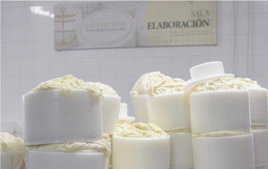 nuestra actividad agrícola y ganadera está destinada a la producción de nuestros quesos