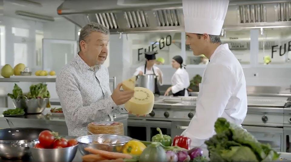 El chef Alberto Chicote