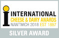 Silver para nuestro queso manchego curado artesano en el International Cheese Awards 2018