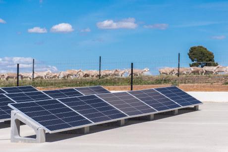 Alternative energy in La Mancha