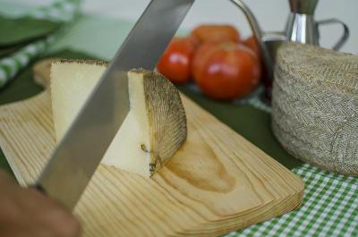 Sanear el queso manchego