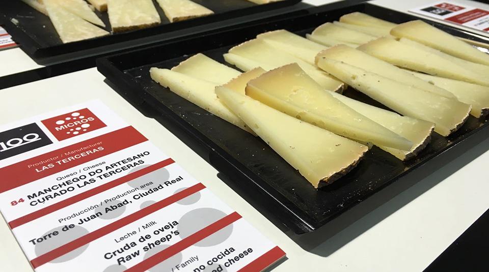 Quesos manchegos Las Terceras en España el pais de los 100 quesos